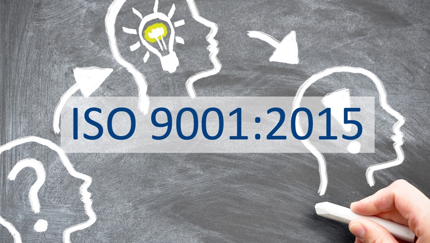 Revision ISO 9001 2015