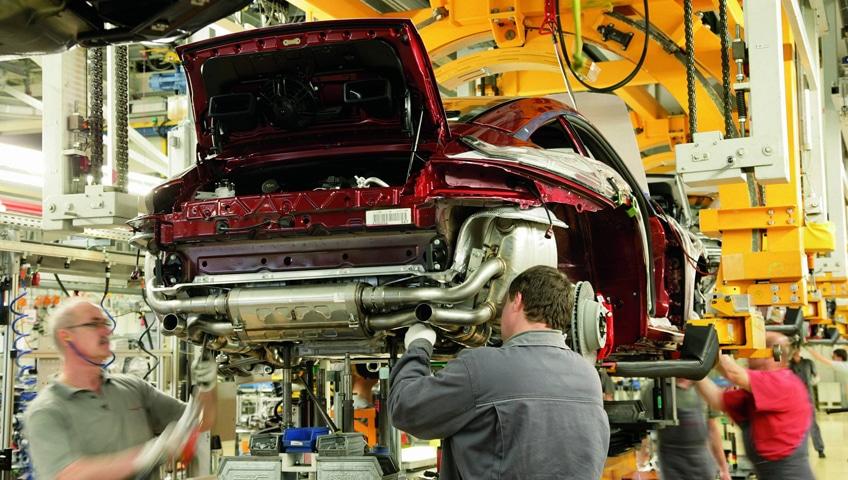 El Pronóstico de Exportación de Autos de México Alcanzará Récord