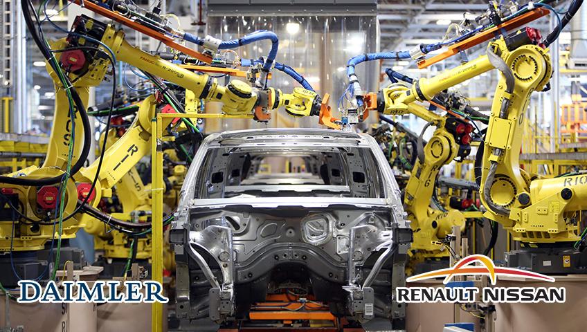 Daimler y Renault-Nissan s